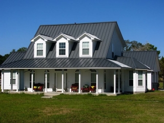 Metal Roofing Photo