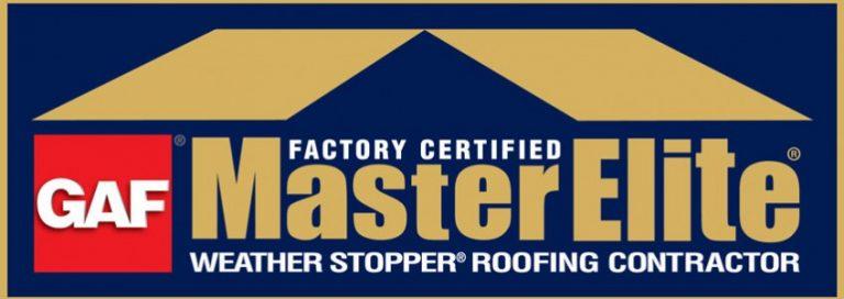 GAF Master Elite Roofers Jacksonville NC