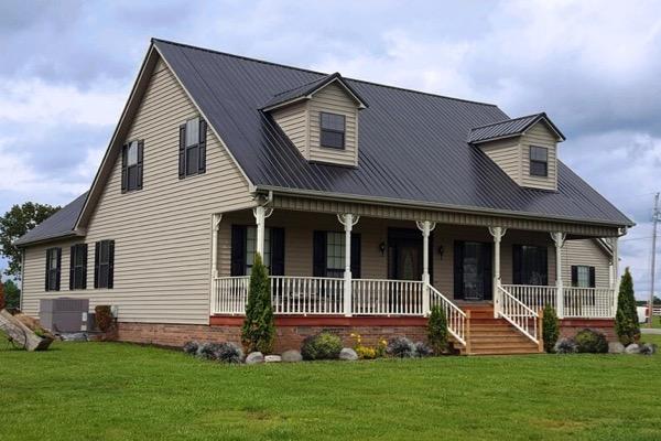 Metal Roofing Contractors New Bern NC